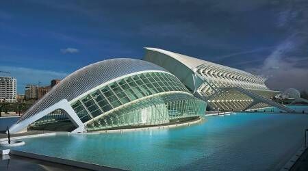 City of the Art and Sciences