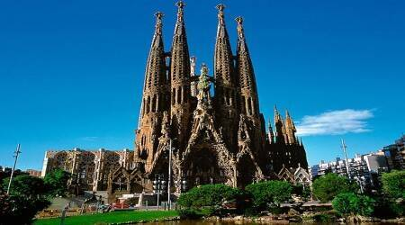 Barcelona – Church of the sacred family