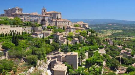 The Luberon Natural Regional Park